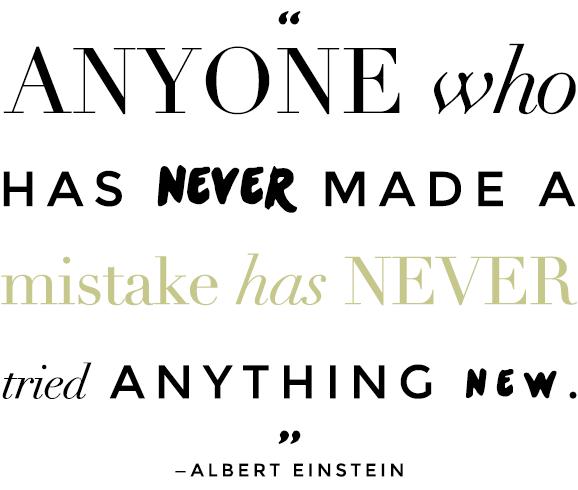 No mistake